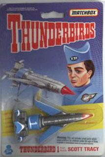 Matchbox Thunderbirds 1
