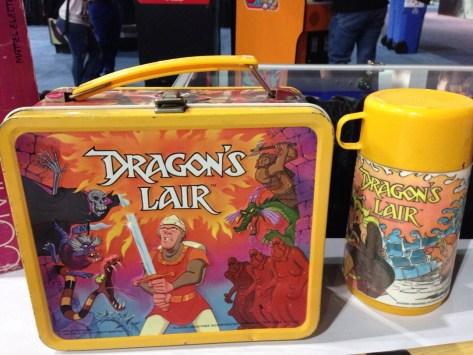 Dragon's Lair Lunch Box