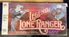 The Legend of the Lone Ranger Board Game