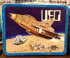 UFO Lunch Box