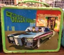 Green Hornet Lunch Box