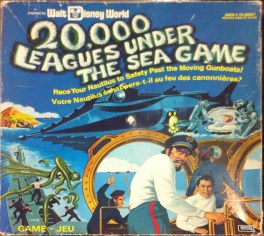 20,000 Leagues Under the Sea Game