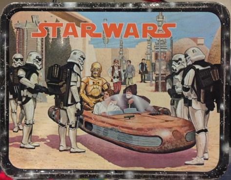 Star Wars Lunch Box
