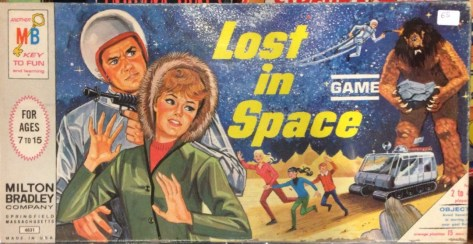Lost in Space Board Game