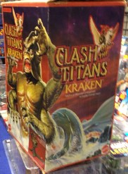 Clash of the Titans Kraken