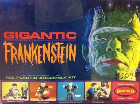 Moebius Models Gigantic Frankenstein