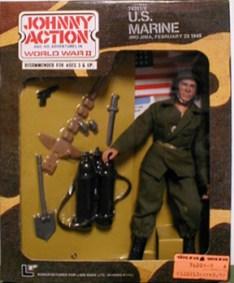 Johnny Action U.S. Marine