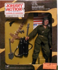 Johnny Action U.S. Marine