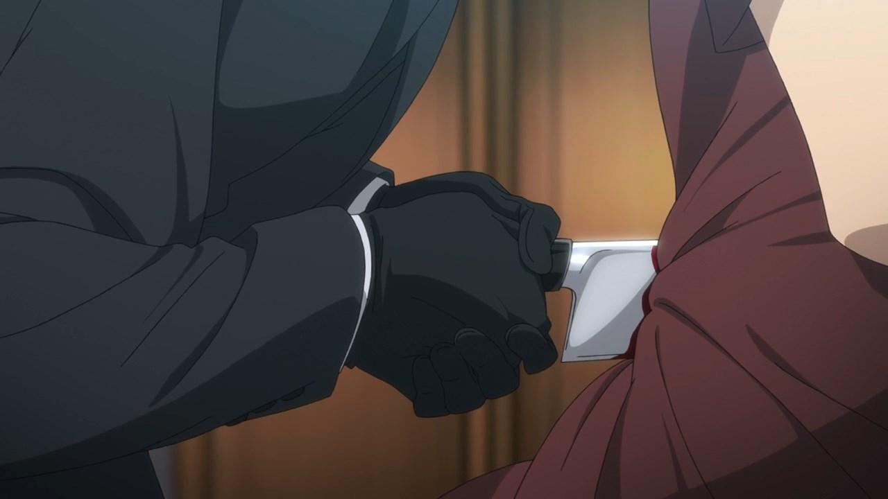 Image result for erased anime mom gets murder