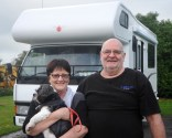 Gaylene and Les from Huntly