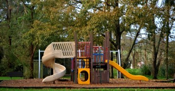 Playground for the kids (or grandkids)