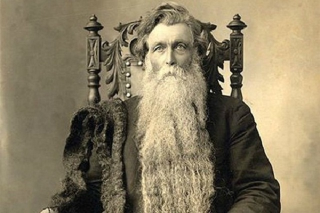 Death by Long Beard