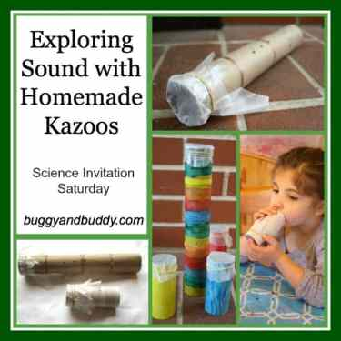 Exploring Sound: Making a Kazoo