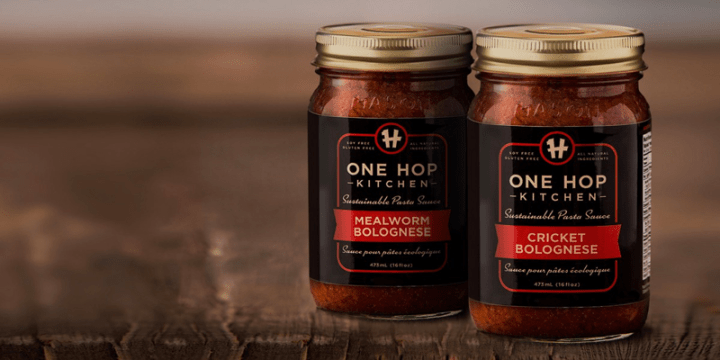 Insects as Ingredients: One Hop Kitchen Revolutionizes Bolognese Sauce