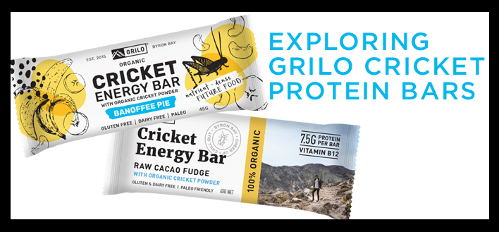 Exploring Grilo Cricket Energy Bars
