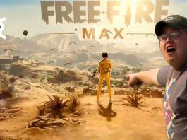 O que é free Fire Max er o quem vem de novo?