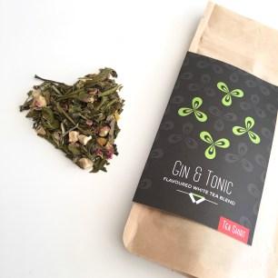 Gin & Tonic Tea - Tea Shirt   Bugs & Birds Blog