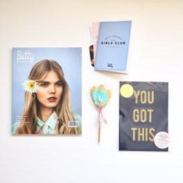 Betty Magazine the girls club