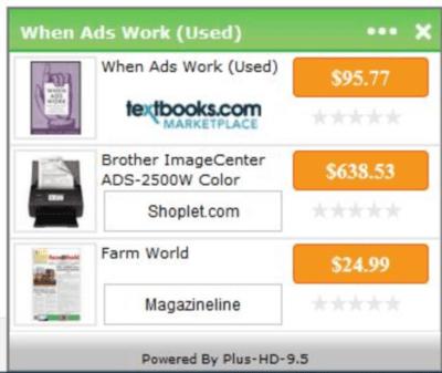 plus hd ads