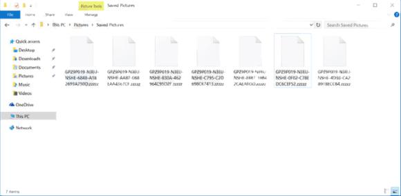 zzzzz encrypted files