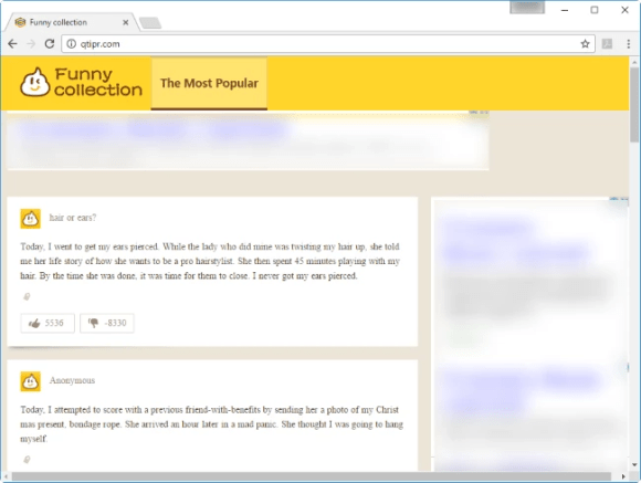 qtipr.com hijacker