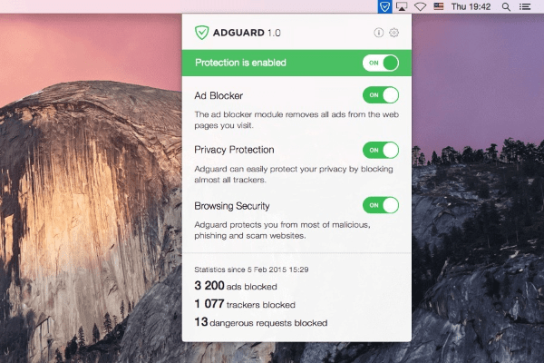 adguard para mac