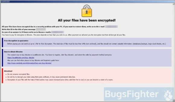 Dharma-Bkpx Ransomware
