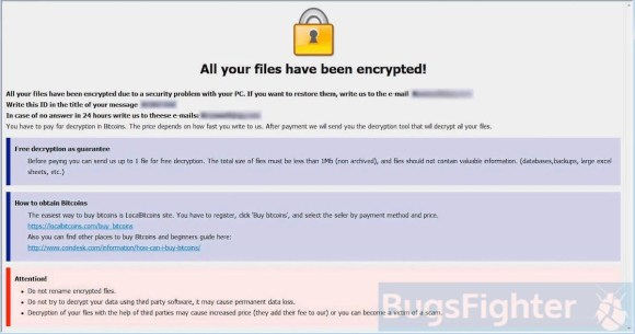 Dharma-Amber Ransomware