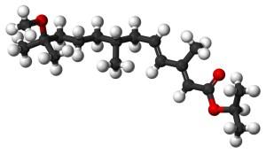Methoprene: 3-dimensional Molecular Structure