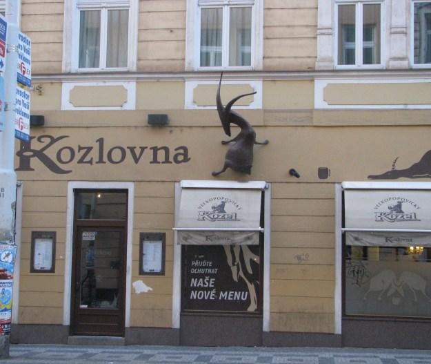 Prague Ibex Blog