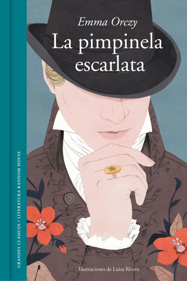 Photo Five (Cover illustration from The Scarlet Pimpernel) from http://www.luisarivera.cl/la-pimpinela-escarlata/