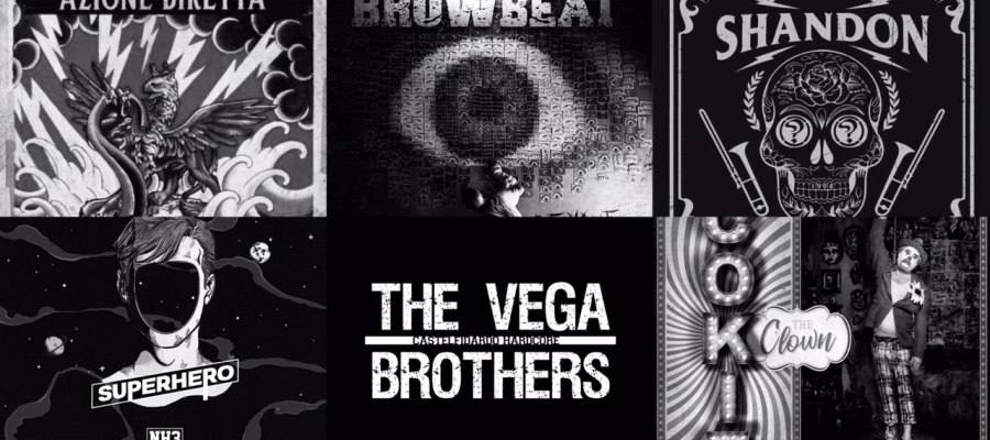 browbeat vega brothers azione diretta shandon nh3 cokie the clown