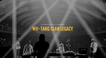 wu tang clan legacy libro più grande
