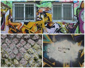 Street mural in Seoul - Hongdae
