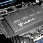 2019 Buick Encore Engine