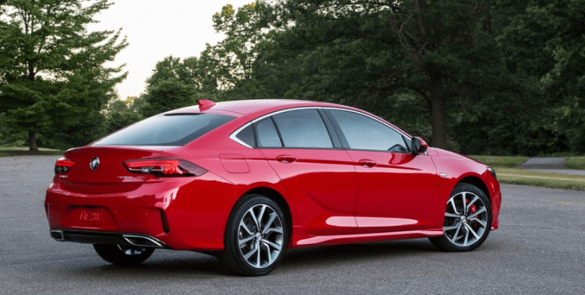 2019 Buick Regal Gs Price Review Specs Buick Engine