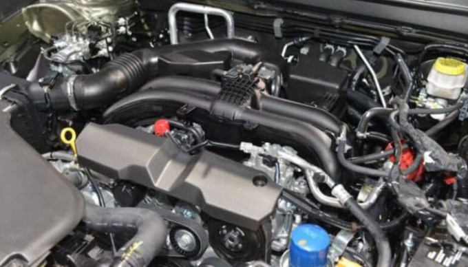 2020 Buick Grand National Engine
