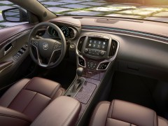 2014 Buick LaCrosse Ultra Luxury Interior Package Photo Courtesy of © General Motors