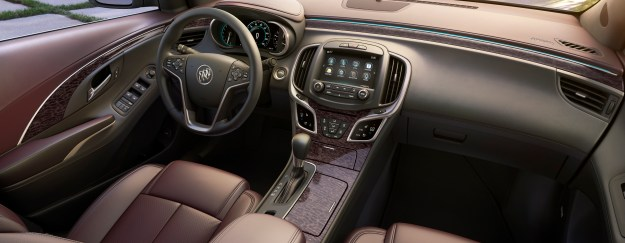 "2014 Buick LaCrosse Ultra Luxury Interior Package <a href=""http://media.buick.com/media/us/en/buick/news.detail.html/content/Pages/news/us/en/2014/Apr/0425-ultra-lux.html""> Photo Courtesy of © General Motors</a>"