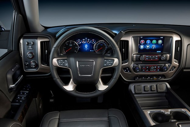 magnetic ride control in the Sierra Denali