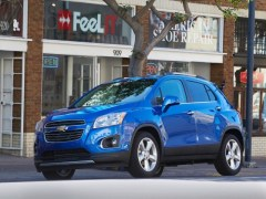 "GMC Compact SUV like Encore or Trax Still ""Certainly Possible"""