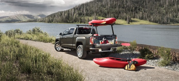 2015 GMC Canyon - Freehold Buick GMC Blog
