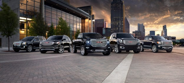 GMC Lineup- is a New GMC SUV on the way?