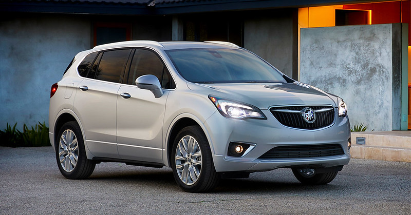 Buick Envision | Mitchell Buick GMC | San Angelo, TX