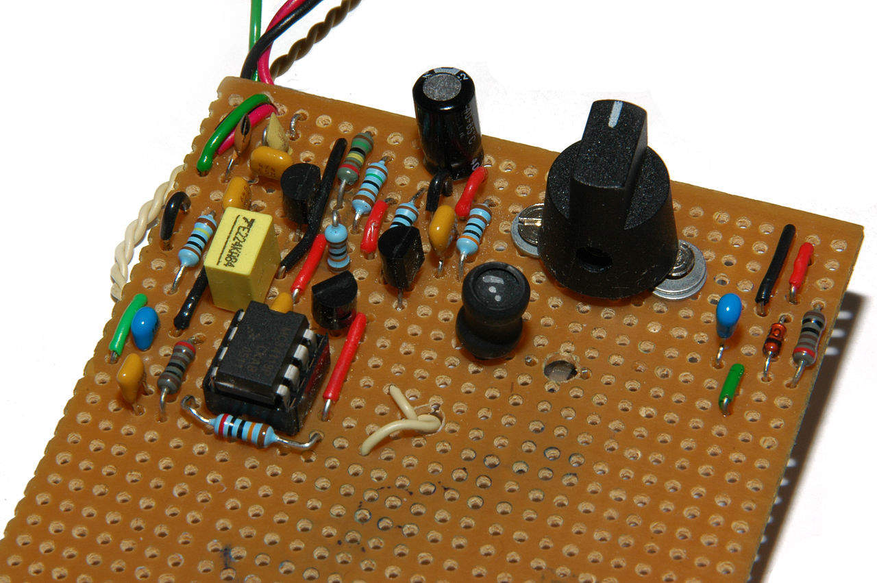 How To Make Your Own Circuit Board?
