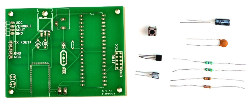 Electronic Kits For Gettings Started In Electronics