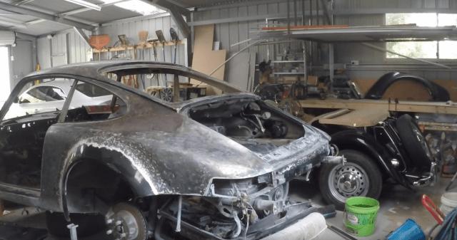 Home Built By Jeff Porsche 911 Video Build