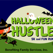 Build Tiny - Halloween Hustle to benefit Family Services Inc