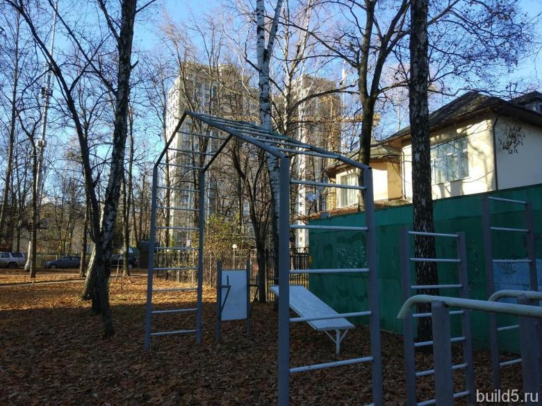 жк тимирязев парк, Larus capital