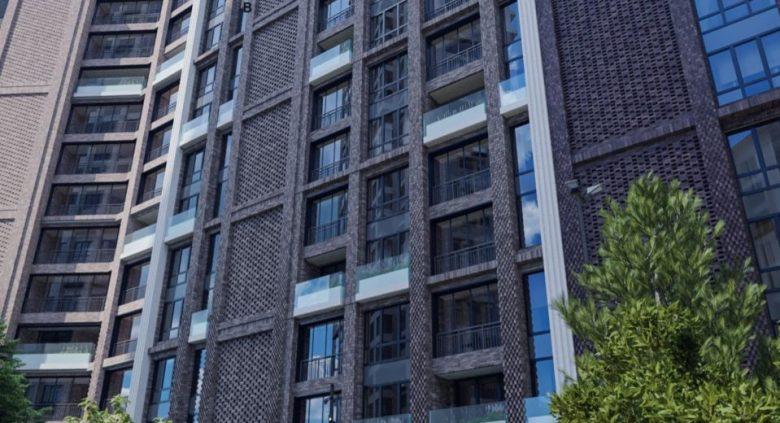 ЖК RiverSky 3d фасады